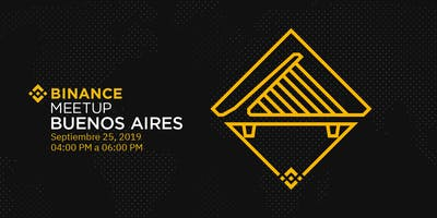 Binance Buenos Aries Meeup