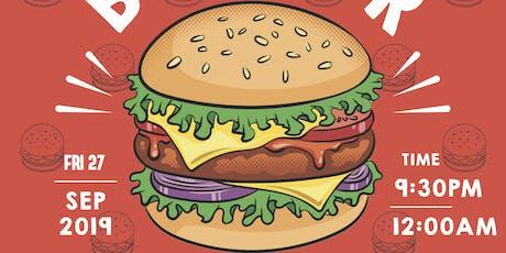 The Burger Pop-Up tickets