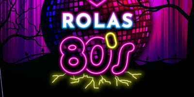 Day 1 I love rolas 80 halloween con causa