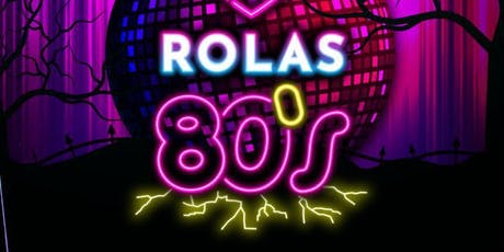 Day 1 I love rolas 80 halloween con causa  tickets