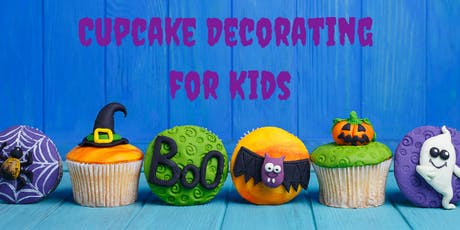 8 October - KIDS Kingsley: Cupcake Decorating Class tickets