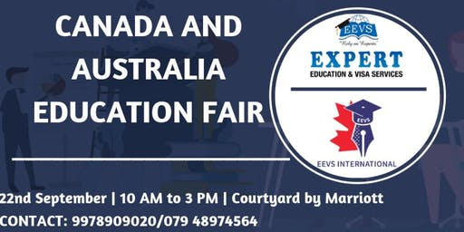Expert Education & Visa Services Education Fair