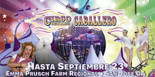 Circo Hermanos Caballero - Circus - San Jose