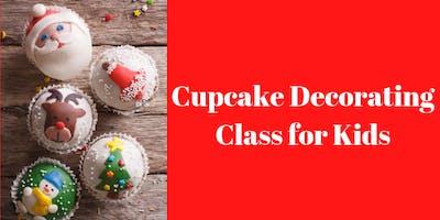 23 November - KIDS Kingsley: Cupcake Decorating Class