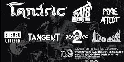 Tantric & Stereo Citizen Concert/ Halloween Party @ 1933!