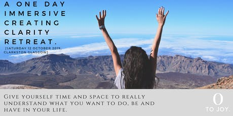 Creating Clarity in Life - a one day immersive retreat tickets