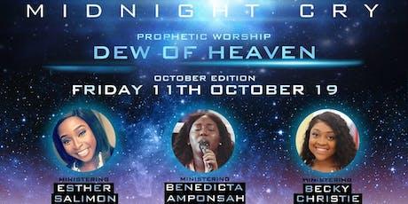 Prophetic Worship - Dew of Heaven tickets