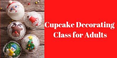 23 November - ADULTS Kingsley: Cupcake Decorating Class