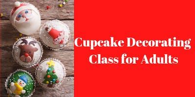 7 December - ADULTS Kingsley: Cupcake Decorating Class