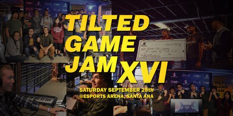 Tilted Game Jam XVI tickets