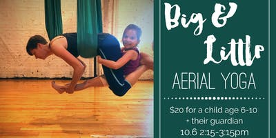 Big & Little Aerial Yoga