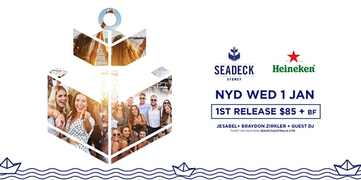 Seadeck on New Years Day!!!