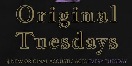 Tues Sept 24th Original Tuesdays at The Scottish Prince! tickets
