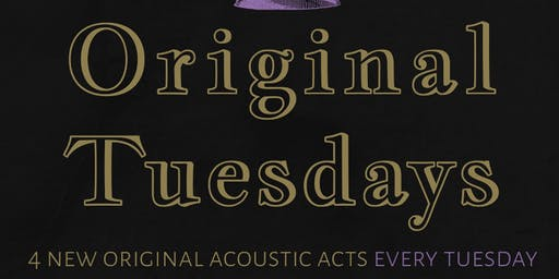 Tues Sept 24th Original Tuesdays at The Scottish Prince!