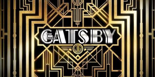 Black Great Gatsby Night
