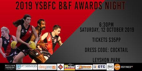 YSBFC B&F Awards Night tickets
