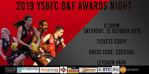 YSBFC B&F Awards Night
