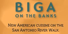 2019 Ford Holiday River Parade Dinner and a parade seat at Biga on the Banks