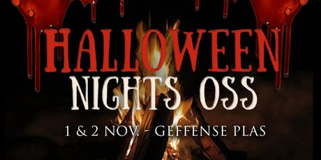 Halloween Nights tickets