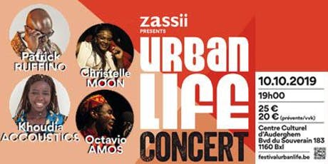 URBAN LIFE CONCERT 2019 tickets