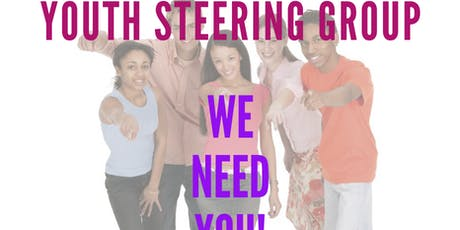 Youth Steering Group - Launch Event tickets