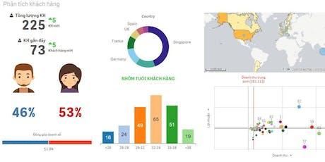 Phân tích dữ liệu Kinh Doanh - Business Analytics tickets