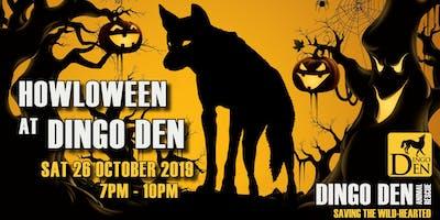 Howloween at Dingo Den 2019
