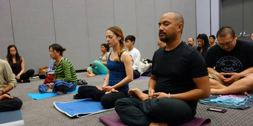 Every Wednesday Meditation Gathering & Class. Energize your life!
