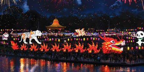 Moon lantern parade from popeye boat tickets