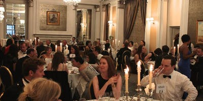 Charity Black Tie Dinner and Auction at Badgemore Park Henley