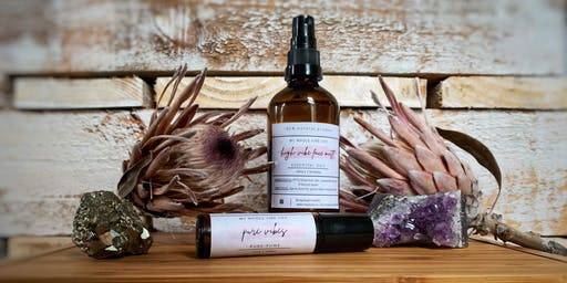 Perfume,Pinot & Platters