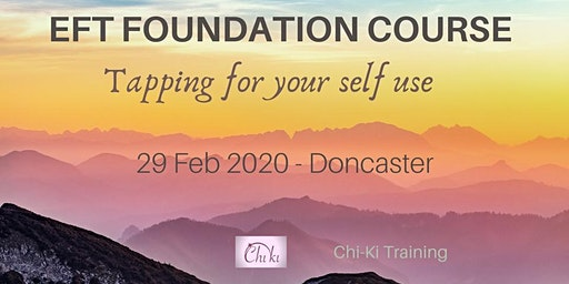 EFT Foundation Course - Tapping for Self Use