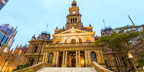 International Students Sydney Town Hall Tour - October2019 tickets