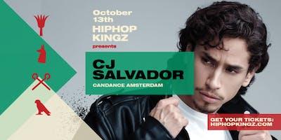 Hiphop Kingz Workshops: CJ Salvador ( USA )