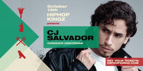 Hiphop Kingz Workshops: CJ Salvador ( USA ) tickets
