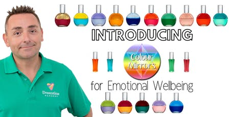 Introducing Colour Mirrors For Emotional Wellbeing tickets