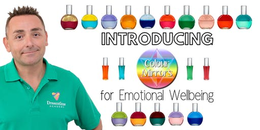 Introducing Colour Mirrors For Emotional Wellbeing