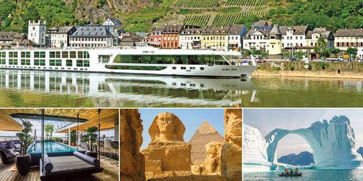Scenic Wine Showcase featuring French Sommelier Expert