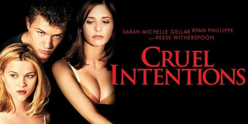 The Savoy Presents: [$5] Cruel Intentions [$5]