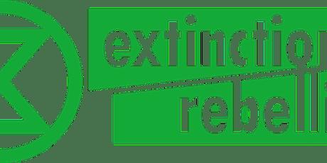 Accueil des Nouveaux Extinction Rebellion billets