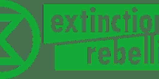 Accueil des Nouveaux Extinction Rebellion