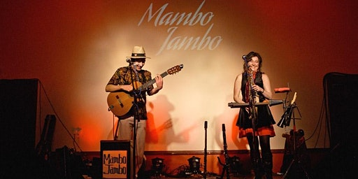 Upstairs At Monks Christmas Party with Mambo Jambo!