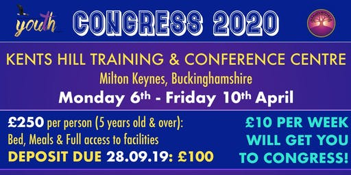 Beulah National  Youth Congress 2020
