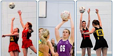 Strathaven Netball Competition