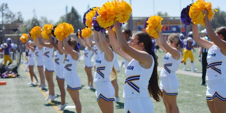 CLU Cheer Youth Camp tickets