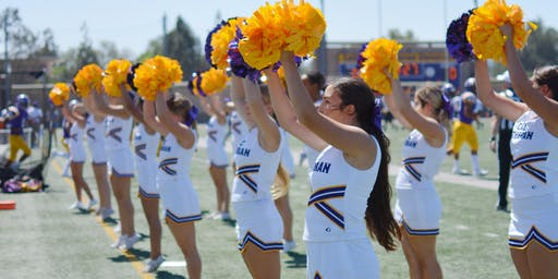 CLU Cheer Youth Camp