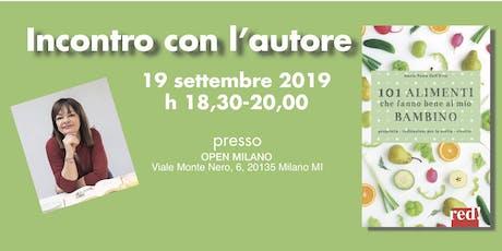 Incontro con l'autore. Maria Paola Dall'Erta presenta il suo libro. biglietti