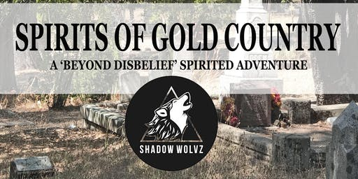 Spirits of Gold Country
