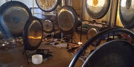All Night Gong Soundjourney Meditation tickets