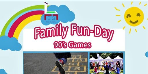 Family Fun Day: 90's Games